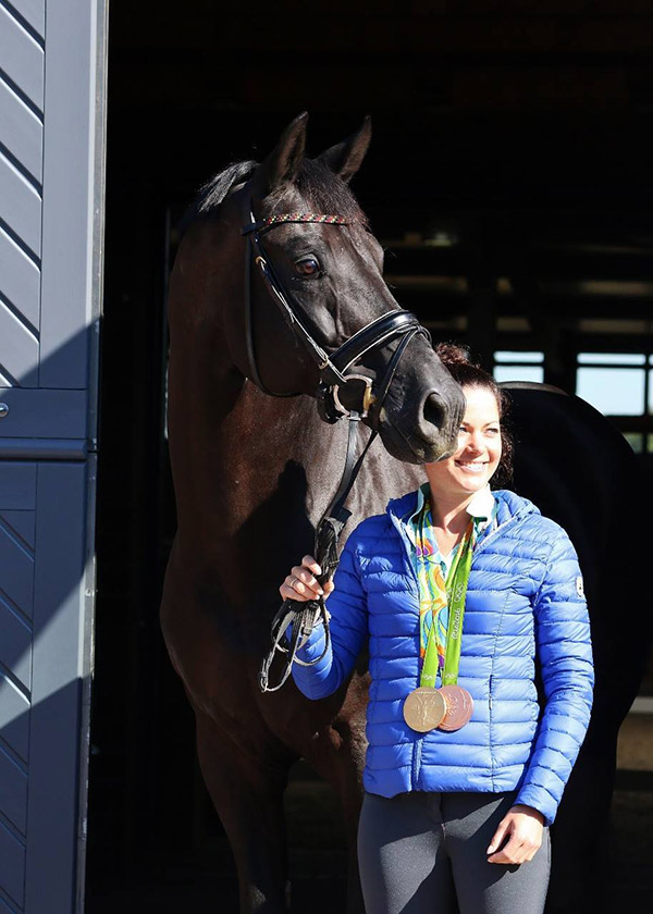Equestrian Desperados Best Dressage Horse In The World
